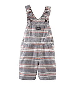 OshKosh B'Gosh® Baby Boys' Striped Shortalls