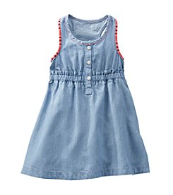OshKosh B'Gosh® Baby Girls' Chambray Dress