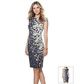 Chaps® Delicate Floral Day Dress
