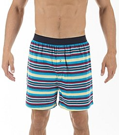 Tommy Hilfiger® Men's Stripes Hanging Knit Boxers