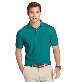 Izod® Men's Big & Tall Short Sleeve Solid Heritage Polo