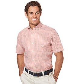 Chaps® Men's Big & Tall Short Sleeve Woven Shirt