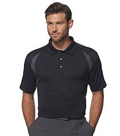 PGA TOUR® Men's 2 Color Airflux Block Polo