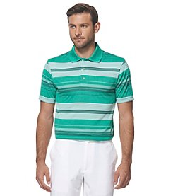PGA TOUR® Men's Short Sleeve Multi Stripe Polo