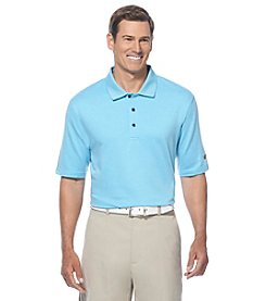 Jack Nicklaus Men's Short Sleeve Bay Point Twill Polo