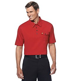 Jack Nicklaus Men's Short Sleeve Golden Bear Polo