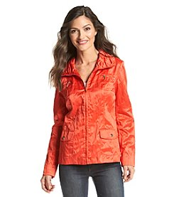 Laura Ashley® Zip Front Jacket