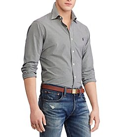 Polo Ralph Lauren® Men's Core Fit Striped Button Down Shirt