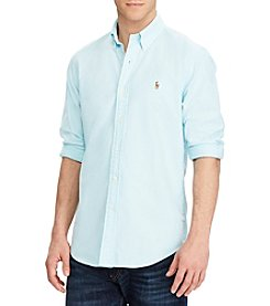 Polo Ralph Lauren® Men's Long Sleeve Core Fit Woven