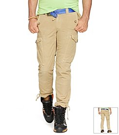 Polo Ralph Lauren® Men's Big & Tall Khaki Cargo Pant
