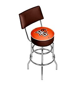 Bowling Green State University Trademark Home™ Bar Stool with Back