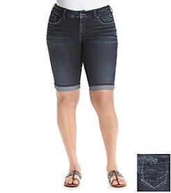 Silver Jeans Co. Plus Size Suki Bermuda Short