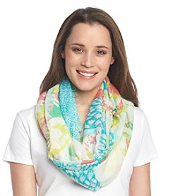Collection 18 Matisse Swirl Loop Scarf