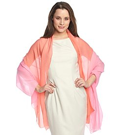 Cejon® Pleated Ombre Day Wrap