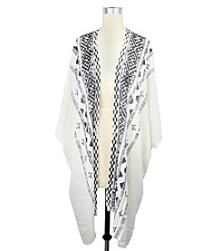 Cejon® Gauze Boho Long Topper