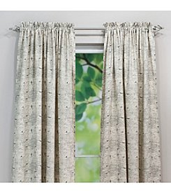 Chooty® Air Traffic Rod Pocket Window Curtain