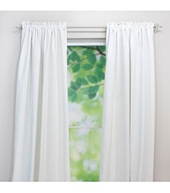Chooty® Classic Velvet Rod Pocket Window Curtain