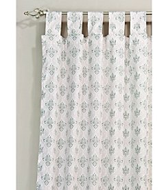 Chooty® Madison Bella Tab Top Window Curtain