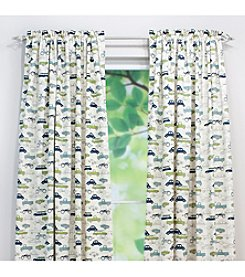 Chooty® Retro Rides Rod Pocket Window Curtain