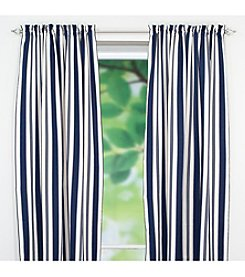 Chooty® Trade Winds Mariner Rod Pocket Window Curtain