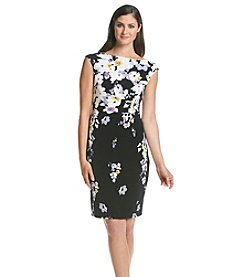 Lauren Ralph Lauren® Border Sheath Dress