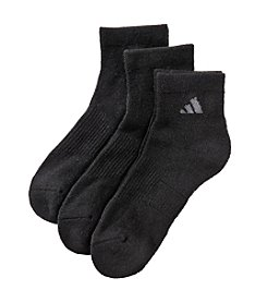 adidas® 3-Pack Climalite Liner Socks
