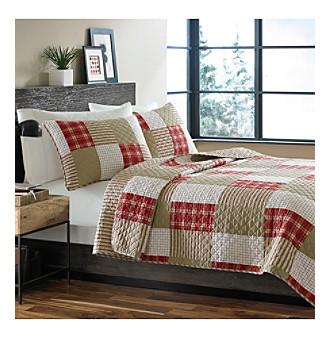Eddie Bauer® Camano Island Quilt Set