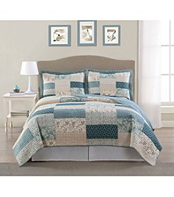 Lifestyles Lakewood 3-pc. Quilt Set