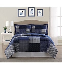 Lifestyles Phoenix 3-pc. Quilt Set