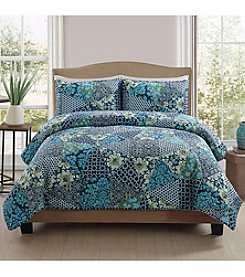 Lifestyles Dresden 3-pc. Quilt Set