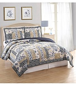 American Traditions® Dumont 3-pc. Quilt Set
