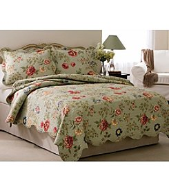American Traditions® Eden's Garden 3-pc. Quilt Set