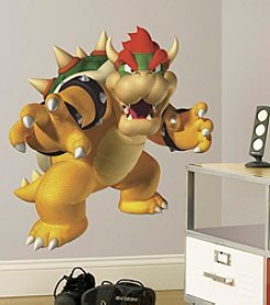 RoomMates Wall Decals Nintendo® Bowser Peel & Stick Giant Wall Decal