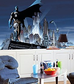 RoomMates Wall Decals Batman Prepasted Mural