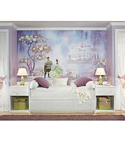RoomMates Wall Decals Princess and Frog Prepasted Mural