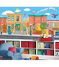 RoomMates Sesame Street™ Pre-pasted Mural