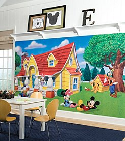 RoomMates Wall Decals Mickey and Friends Prepasted Mural
