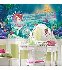 RoomMates Disney® Littlest Mermaid Prepasted Mural