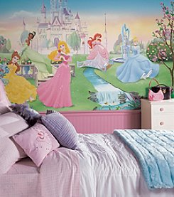 RoomMates Disney® Dancing Princesses Prepasted Mural