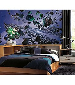 RoomMates Wall Decals Green Lantern Prepasted Mural