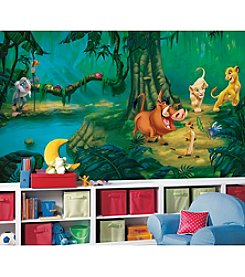 RoomMates Disney® Lion King Pre-pasted Mural