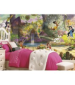 RoomMates Wall Decals Disney Fairies Pixie Hollow Prepasted Mural