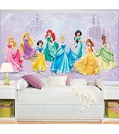 RoomMates Wall Decals Disney Princess Royal Debut Prepasted Mural
