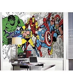 RoomMates Wall Decals Marvel Classics Character Prepasted Mural