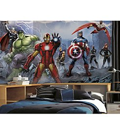 RoomMates Wall Decals Avengers Assemble Prepasted Mural