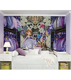 RoomMates Disney® Sofia's Closet Pre-pasted Mural