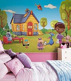 RoomMates Disney® Doc McStuffins Pre-pasted Mural