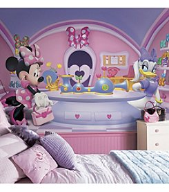RoomMates Disney® Minnie Fashionista Prepasted Mural