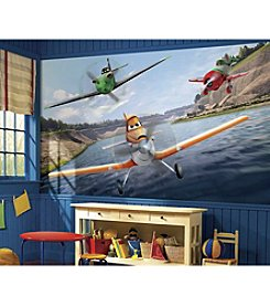 RoomMates Wall Decals Disney Planes Prepasted Mural