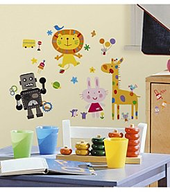 RoomMates Lazoo Peel & Stick Wall Decals